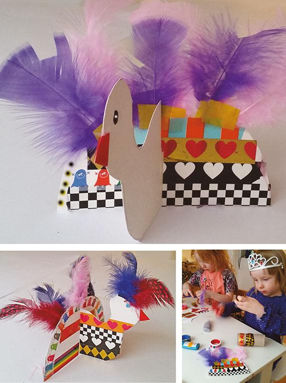 enkla påskpyssel för små barn